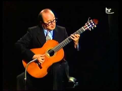 Seis por derecho (Antonio Lauro) interpretado por Alirio Díaz