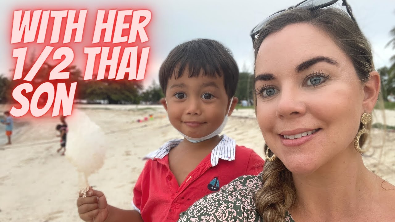 A day in my life in Koh Phangan, Thailand
