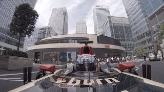 Lap Of London - Lotus F1 Team Take On The City