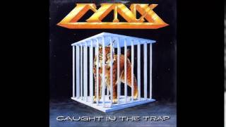 "lynx ""win or loose"" caught in a trap-1985"