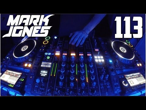 #113 Tech House Mix Oct 17th 2018 DJM 900NX2