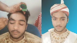 Groom makeup for Wedding || Wedding groom makeup || Makeup for men || makeup tutorial
