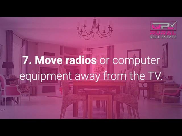 TV Reception and Antennas
