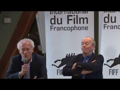 "Conférence de Presse "" La Fille inconnue "" au FIFF 2016"