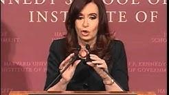 hqdefault - Cristina Kirchner Diabetes Video