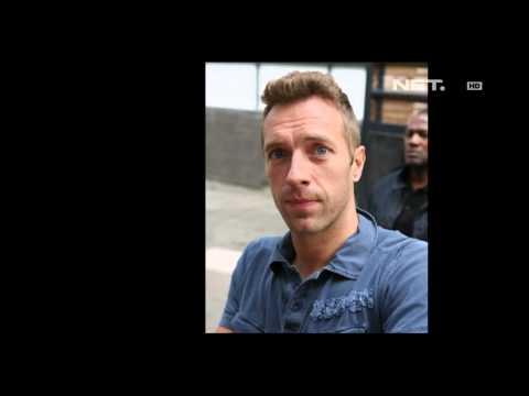 Entertainment News-Video Clip Terbaru Coldplay