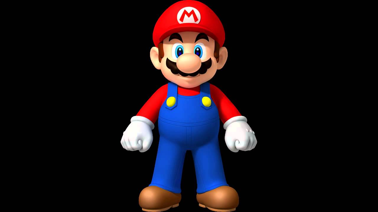This is an image of Sizzling Mario Bros Picture