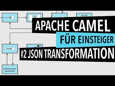 Apache Camel Tutorial #02: JSON Transformation - YouTube