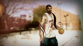 NBA Street Homecourt PlayStation 3 Trailer - Lonnie Young