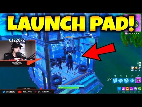LAUNCHING INTO A SPIKE TRAP PORT-A-FORT!!!!