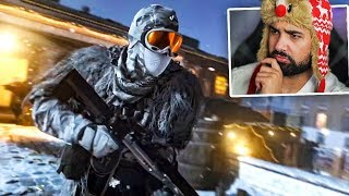 The New WINTER UPDATE in Modern Warfare..