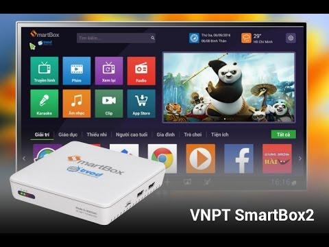 Trải nghiệm thực tế Android TV BOX smartbox 2 của VNPT