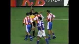 Japan 2 Paraguay 0 kirin Cup 2001