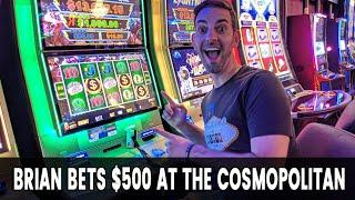 🔴 Brian bets $500 on Cosmo 🎰 with JASON Eeeeee!!!