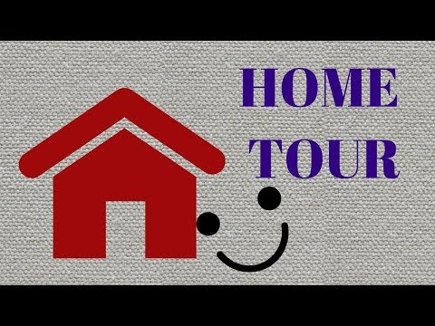 sono-tornata!!!- -home-tour- -happymakeup16
