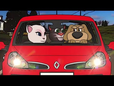 Toon Tom Parodies: Road Trip