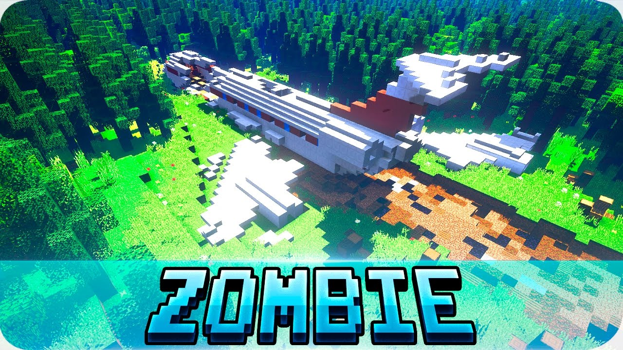Minecraft - World After ZOMBIE APOCALYPSE - Cinematic & Map Download