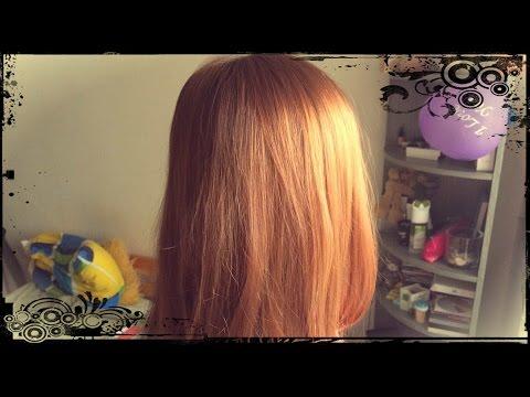 Палитры профессиональных красителей для волос