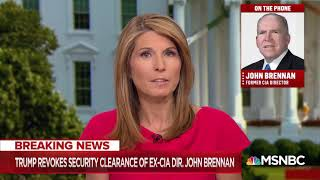 brennan security clearance