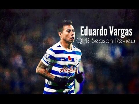 Eduardo Vargas - Skills and Goals 14/15 - Season Review QPR
