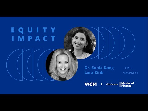 Equity Impact: Exploring Resume Bias with Dr. Sonia Kang