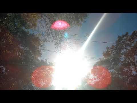The bleeding veil, closer to contact ,sun energy field, part 1