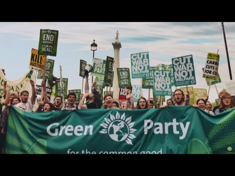 Green Party party election broadcast 2017
