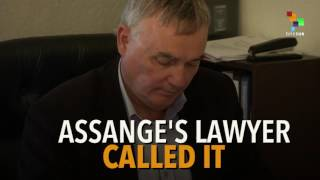 Rape Allegations Against Assange Dropped