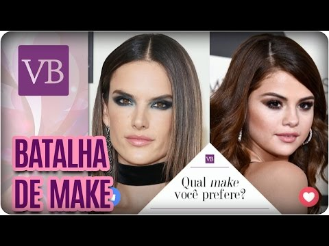 Batalha de make: maquiagem vencedora! - Você Bonita (30/08/16)