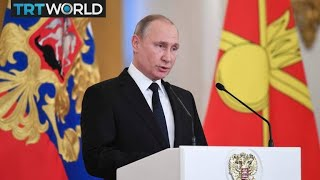 Russia Votes: Putin expected to win another 6-year term