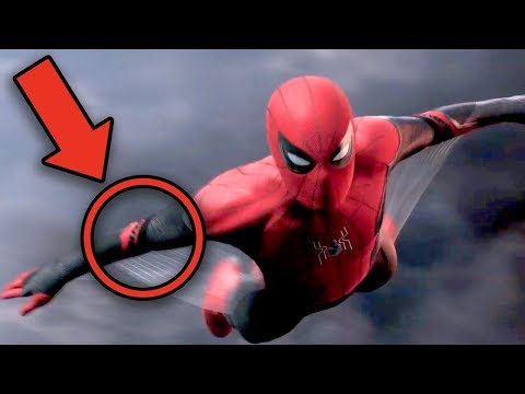 SPIDERMAN FAR FROM HOME Trailer Breakdown! MYSTERIO Explained!