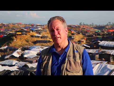 Executive Director David Beasley Visits Rohingya Camps