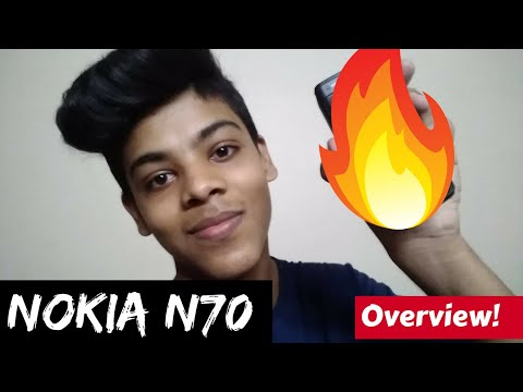 Nokia N70 Unboxing & Overview in 2018 - a 10,000 rupees feature phone 🔥
