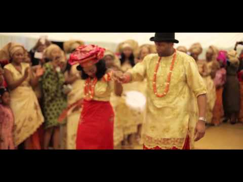 Marvin and Eve's Traditional Nigerian (Urhobo) Wedding