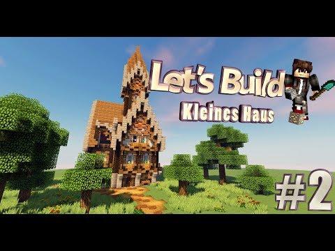 Minecraft Kleines Mittelalterliches Haus Bauen Tutorial