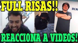 🤣FULL RECUERDOS!!| IWO REACCIONA A VIDEOS QUE NUNCA VIO!|PURAS RISAS!| DOTA 2