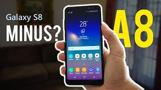 Review Samsung Galaxy A8 (2018) - S8 Budget Mepet??