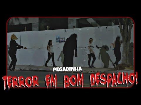 PEGADINHA - TERROR
