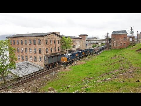 HD: New York Trains