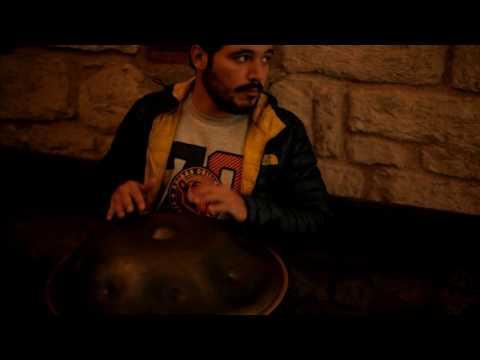 Morris Gabo improv at a Church in Spain with a Magic Hour Bellart