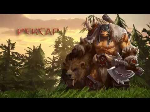 видео: heroes of the storm – Рексар