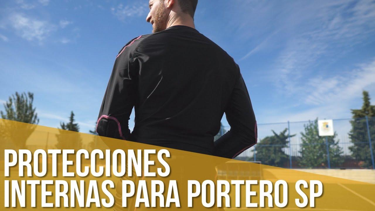 df41e3cc1a6 Review Protecciones internas para porteros SP. Fútbol Emotion