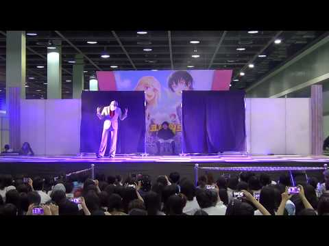 Tokyo Ghoul Cosplay Performance by Amaterase team.