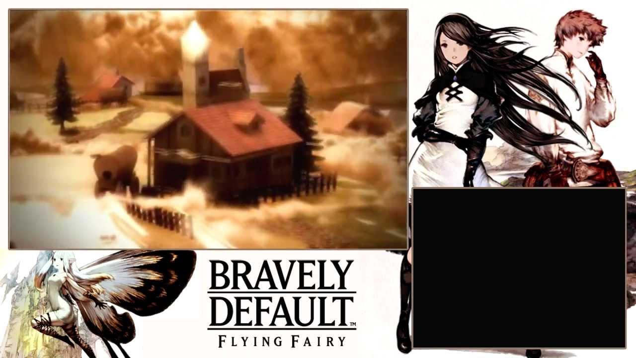 #1 En route pour l'histoire de Bravely Default Playthrough FR HD