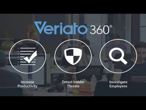 Veriato 360 overview video - YouTube