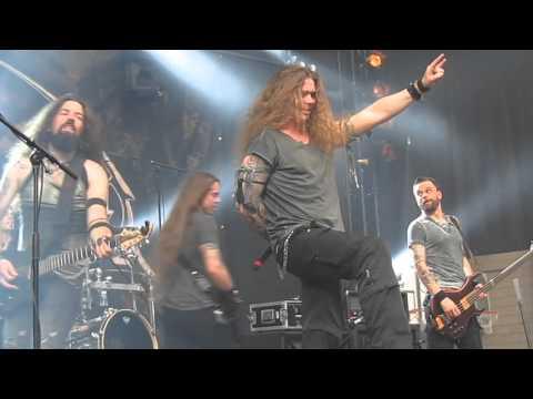 Equilibrium - Himmelsrand (Skyrim Theme) - Live @Durbuy Rock Festival 09/04/2016