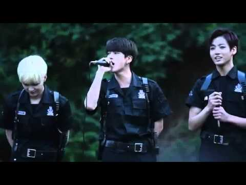 BTS-Hold Me Tight LIVE RM&V&JIN&JK&JM