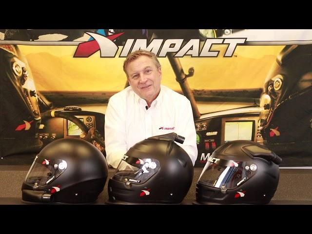 Impact Forced Air Helmets