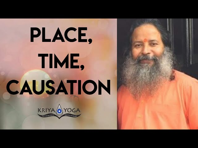 Place, Time, Causation