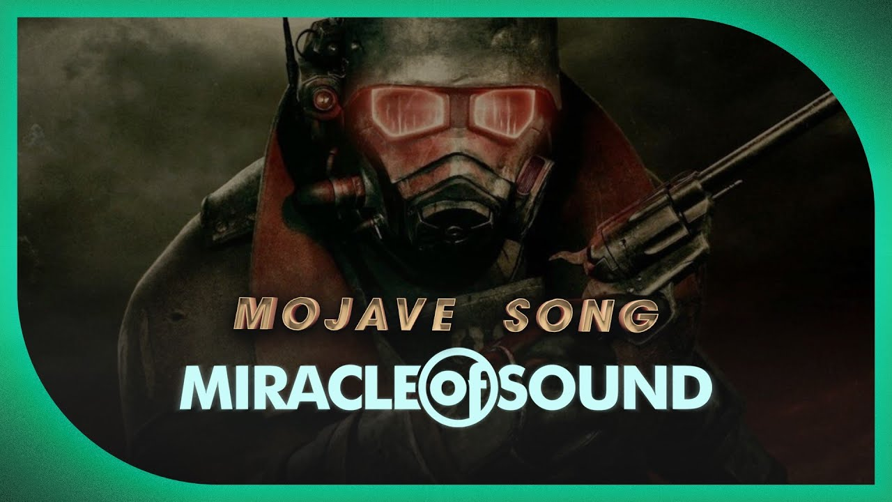 FALLOUT NEW VEGAS SONG - Mojave Song by Miracle Of Sound thumbnail